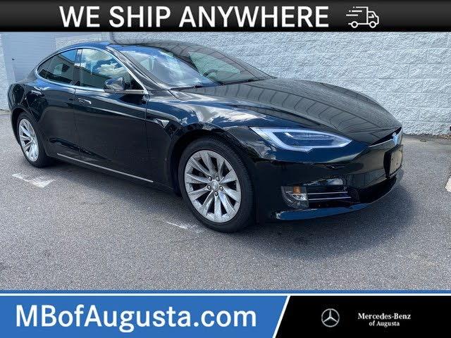 2018 Tesla Model S 75D AWD
