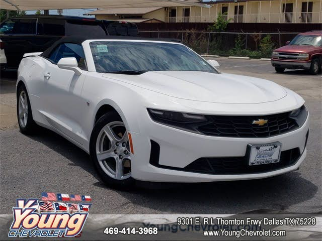 Used Chevrolet Camaro For Sale In Mckinney Tx Cargurus