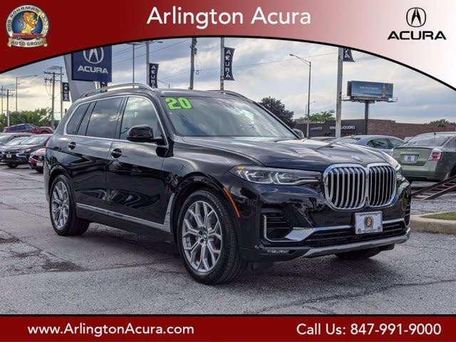 used 2020 bmw x7 for sale right now cargurus used 2020 bmw x7 for sale right now