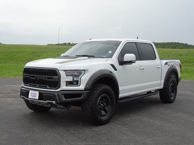 2018 Ford F-150 SVT Raptor SuperCrew 4WD