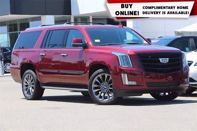 2020 Cadillac Escalade ESV Luxury 4WD