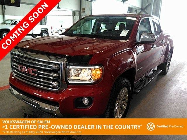 Used Gmc Canyon For Sale In Portland Or Cargurus