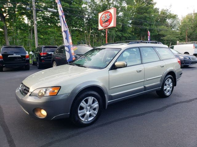 2005 Subaru Outback 2.5 i Limited Wagon