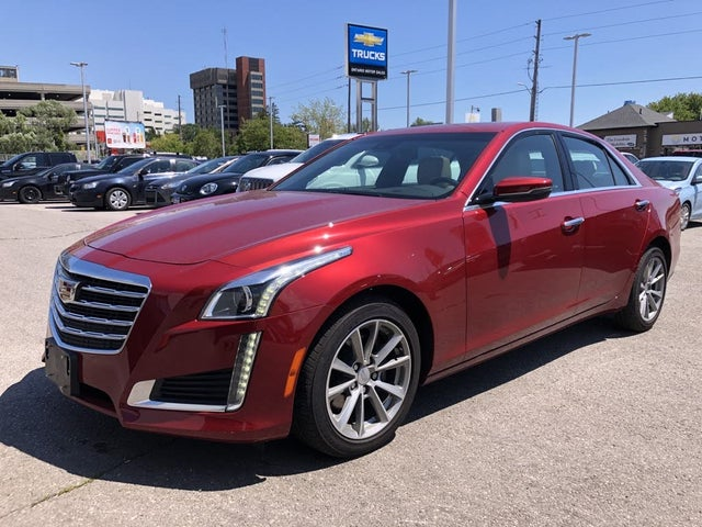 2019 Cadillac CTS 3.6L Luxury AWD