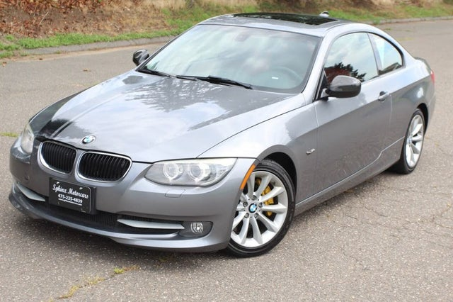2011 Bmw 3 Series 335i Xdrive Coupe Awd For Sale In Springfield Ma Cargurus