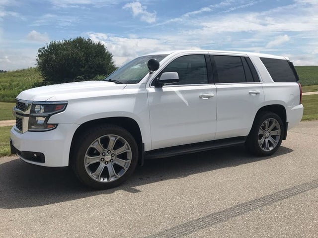 2016 Chevrolet Tahoe Police 4WD