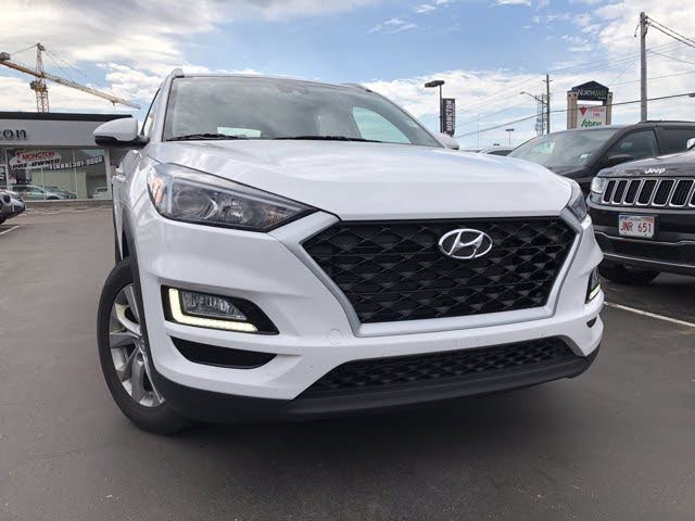 2019 Hyundai Tucson Preferred AWD with Trend Package