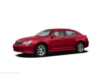 2010 Chrysler Sebring Limited Sedan FWD