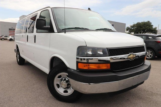 2016 Chevrolet Express 3500 1LT Extended RWD