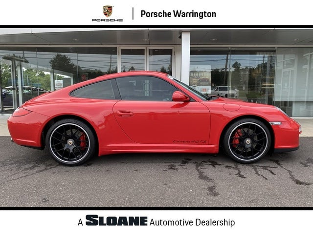 2012 Porsche 911 Carrera 4 GTS Coupe AWD