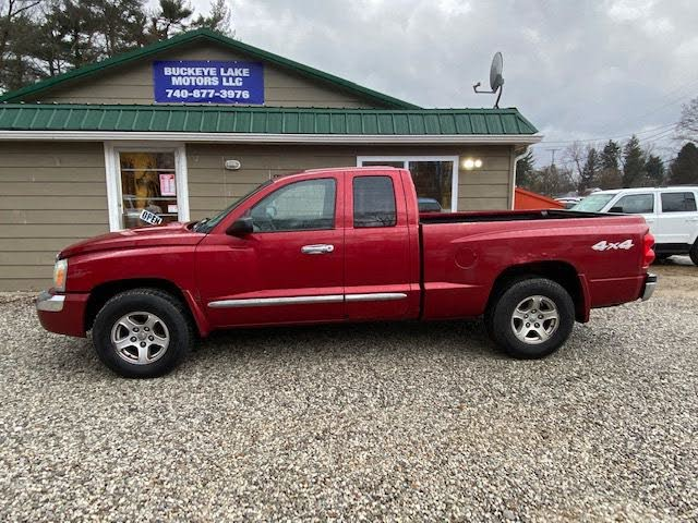 2007 Dodge Dakota Laramie Club Cab 4WD