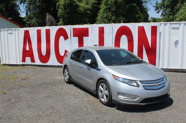 Used 2015 Chevrolet Volt For Sale With Photos Cargurus