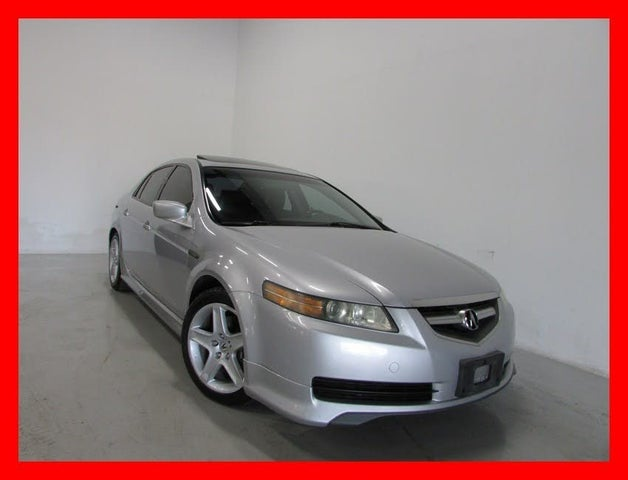 2005 Acura TL FWD with Dynamic and Navigation Package