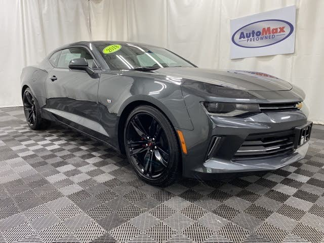 Used Chevrolet Camaro For Sale In Massachusetts Cargurus