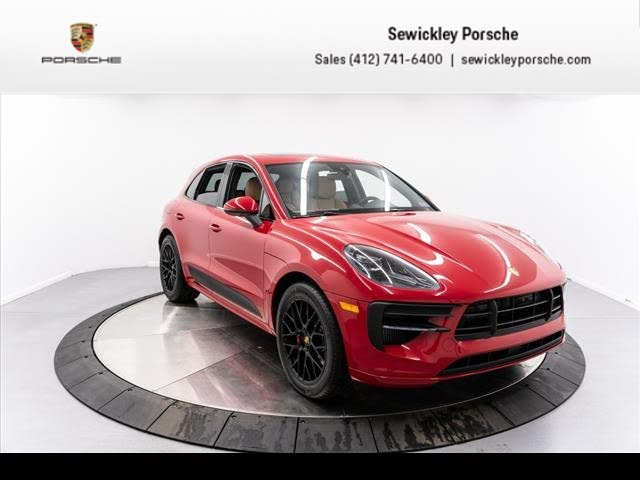 Used 2020 Porsche Macan Gts Awd For Sale With Photos Cargurus