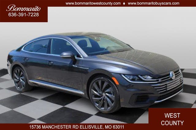 2019 Volkswagen Arteon 2.0T SEL FWD with R-Line