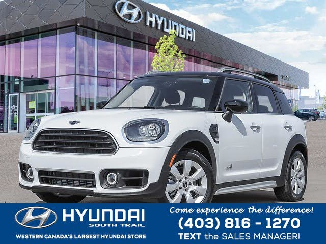 2020 MINI Countryman Cooper ALL4 AWD