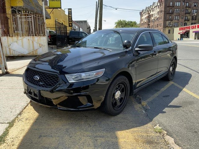 2013 Ford Taurus Police Interceptor Awd For Sale In Stamford Ct