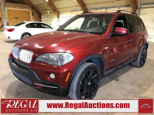 2009 BMW X5 xDrive48i AWD
