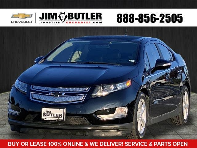 Used Chevrolet Volt For Sale In Springfield Il Cargurus