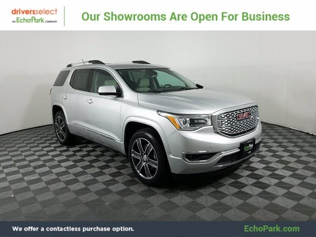 Used 2018 Gmc Acadia Denali Fwd For Sale With Photos Cargurus