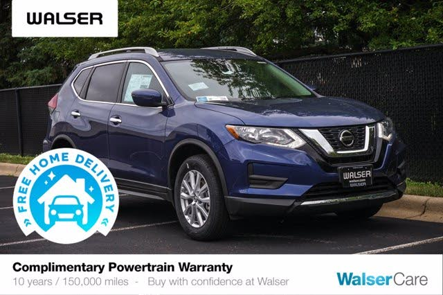 Used 2020 Nissan Rogue S Special Edition Awd For Sale With Photos Cargurus