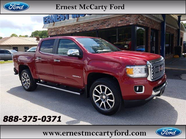 Used Gmc Canyon For Sale In Tuscaloosa Al Cargurus
