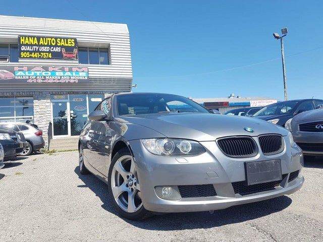 2008 BMW 3 Series 328i Coupe RWD