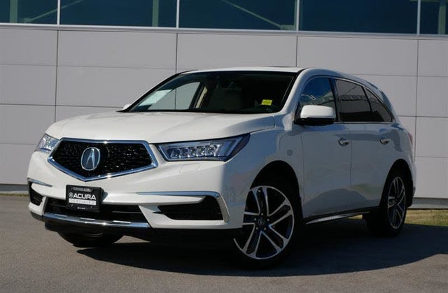 2017 Acura MDX SH-AWD with Navigation