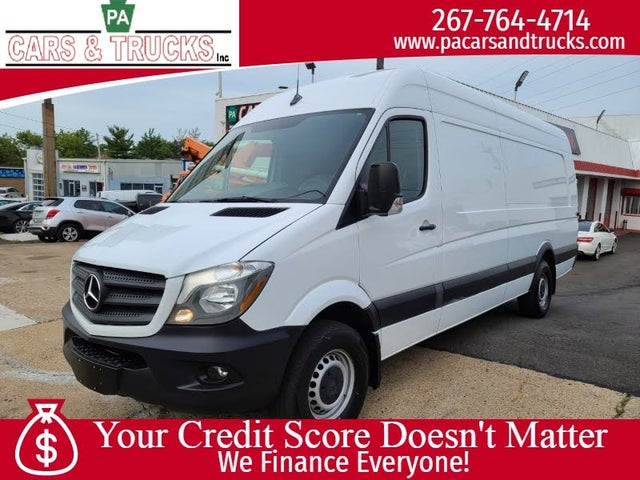 2018 Mercedes-Benz Sprinter Cargo 2500 170 V6 High Roof Worker RWD