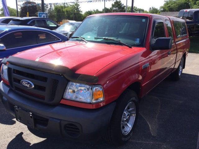 2010 Ford Ranger XL SuperCab