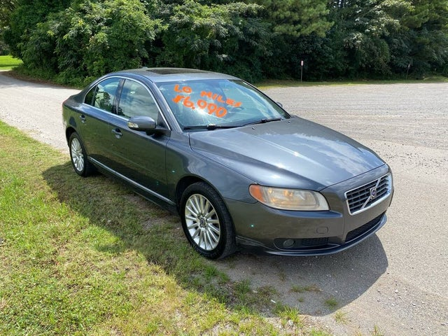 Used 2007 Volvo S80 For Sale Right Now Cargurus