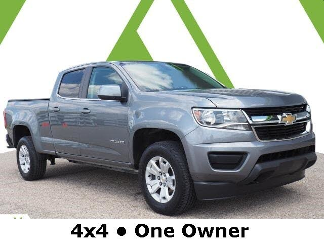 2018 Chevrolet Colorado LT Crew Cab 4WD