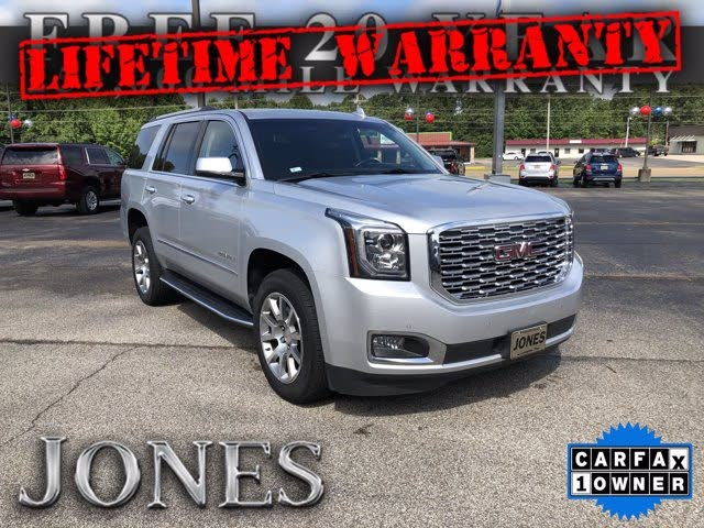 2019 Gmc Yukon Denali Rwd For Sale In Jackson Ms Cargurus