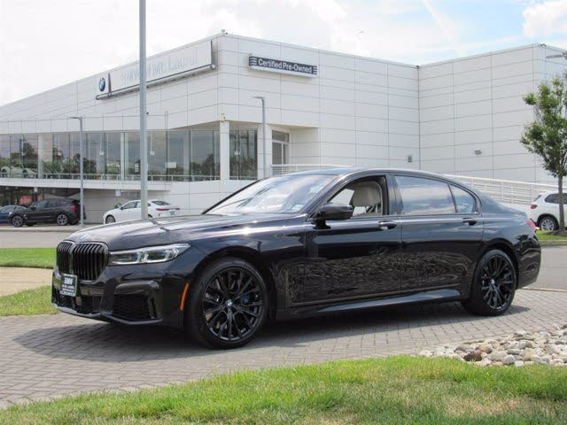 2020 BMW 7 Series M760i xDrive AWD