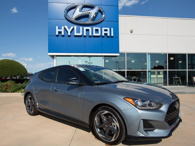 Used 2021 Hyundai Veloster Turbo Ultimate FWD for Sale ...