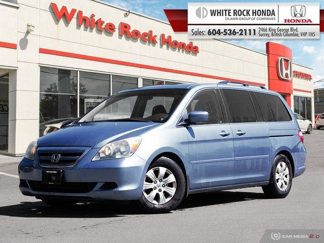 2005 Honda Odyssey EX FWD