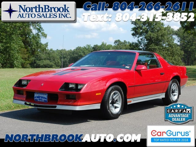 used 1984 chevrolet camaro for sale right now cargurus used 1984 chevrolet camaro for sale