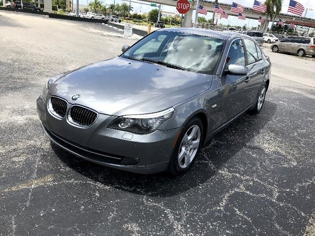 Used 2008 BMW 5 Series 535xi Sedan AWD for Sale Right Now ...