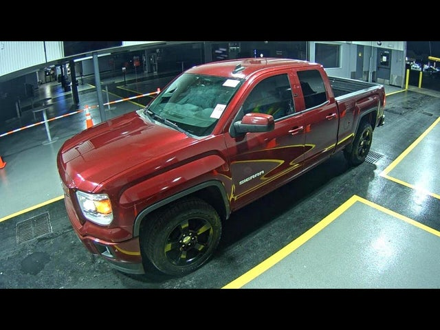 2015 GMC Sierra 1500 Base Double Cab