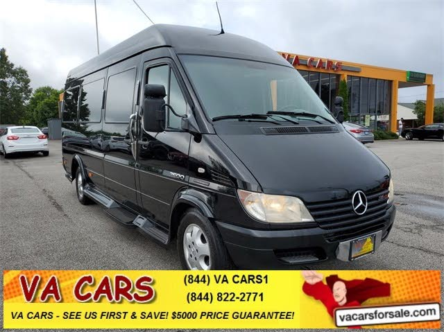2006 Dodge Sprinter Passenger 2500 High Roof 158 WB RWD