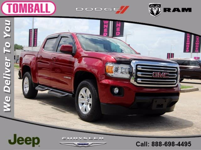2016 Gmc Canyon For Sale In Houston Tx Cargurus