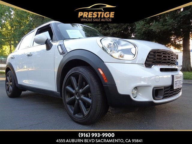2012 MINI Countryman S FWD