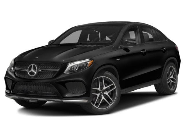 2018 Mercedes-Benz GLE-Class GLE AMG 43 4MATIC Coupe for ...