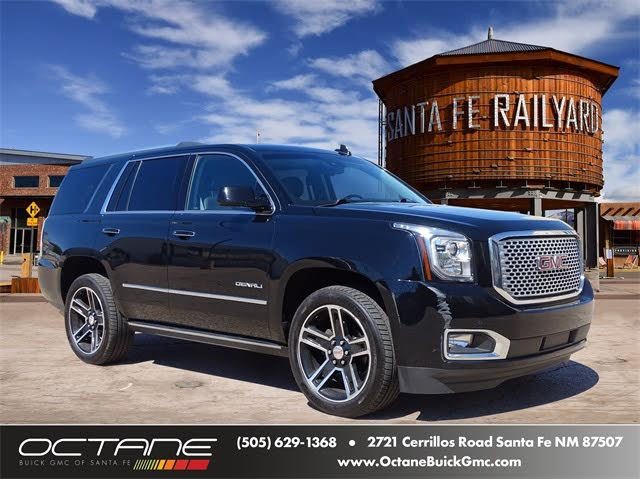 Used Gmc Yukon For Sale In Albuquerque Nm Cargurus