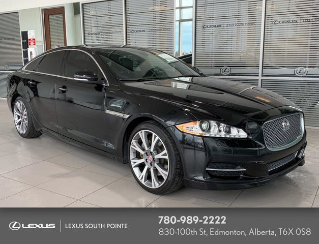 2015 Jaguar XJ-Series XJ AWD