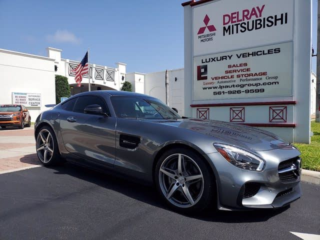 2017 Mercedes-Benz AMG GT Coupe
