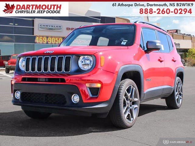 2019 Jeep Renegade Limited 4WD