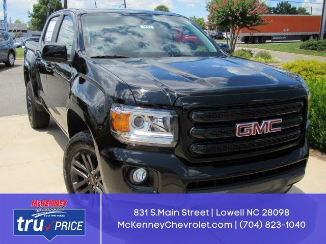 New Gmc Canyon For Sale In Charlotte Nc Cargurus