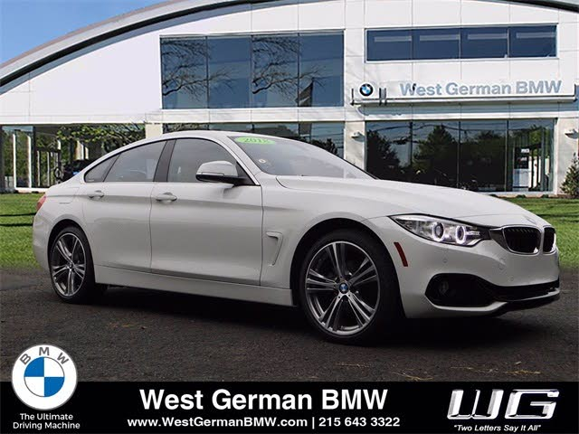 Used 2017 BMW 4 Series 430i xDrive Gran Coupe AWD for Sale ...